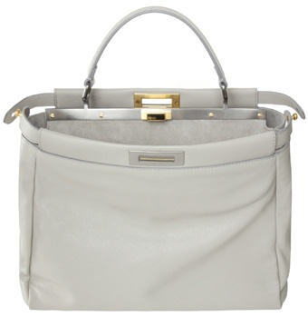Fendi K A Boo Bag Grey