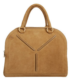 yves-saint-laurent-khaki-suede-bag