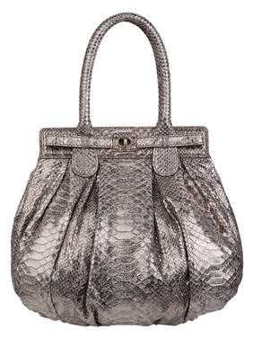 zagliani-puffy-bronze-metallic-bag