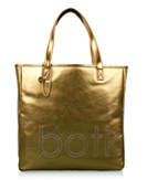 Botkier gold B large tote shopper