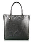 Botkier silver B large tote shopper