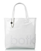 Botkier white B large tote shopper