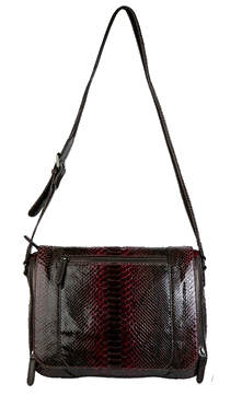 zagliani-mens-burgundy-python-shoulder-bag