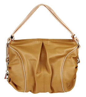 Christian Louboutin slouchy leather hobo