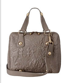 Jaeger Venetian Quilted Tilly Bag