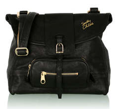 See by Chloé black Rise & Shine Medium Cross Body