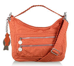 Stella McCartney for LeSportsac Orange Cross Body Bag