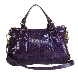 liberty of london purple lexington tote