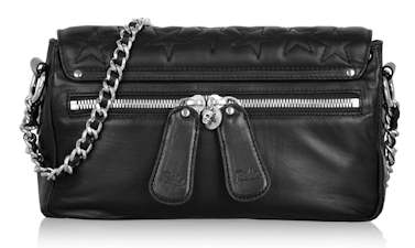 Rika Zoe Star Chain Bag back
