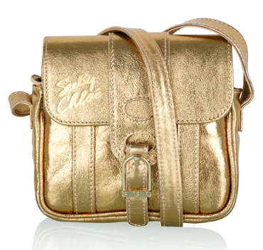 See by Chloe Old Brass Rise and Shine Mini Cross Body