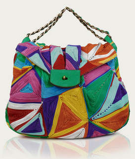 Zagliani large art bag