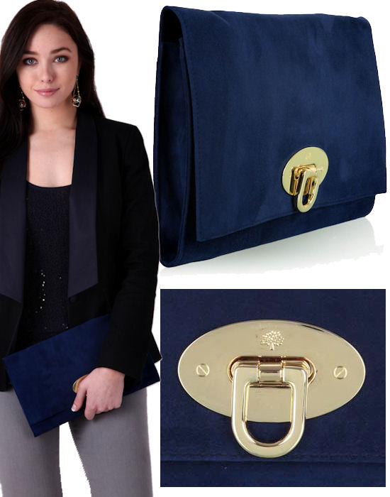 Mulberry Ava Clutch Bag...
