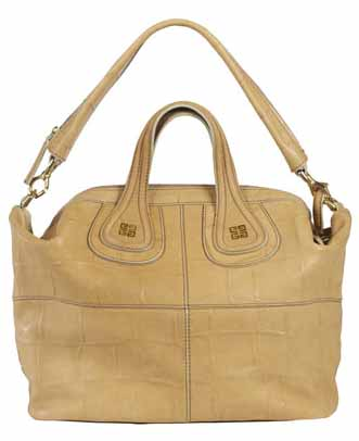 Givenchy Nightingale Beige Tote Bag