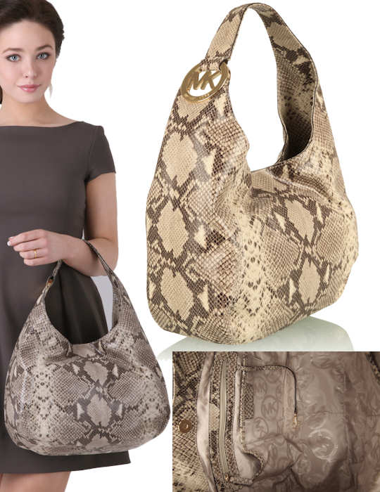 8c35f6415ad9 Buy michael kors python tote 2014 > OFF65% Discounted