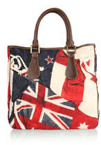 Paul Smith Frankie Union Jack Tote Bag
