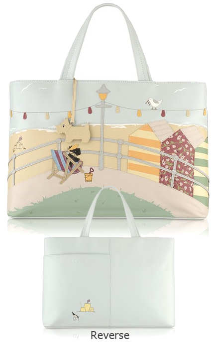 Radley Picture Bag 2010 Beside the Seaside