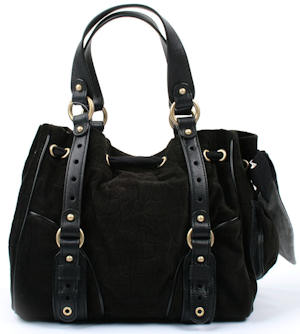 Juicy Couture Day Dreamer Bag - Black