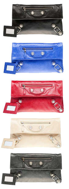 Balenciaga Giant Envelope Clutch