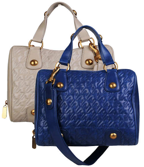 Jaeger Tilly Bag in Blue or Beige