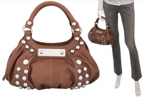 Karen Millen Mini Studded Bag