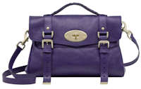Mulberry Alexa Bag Grape