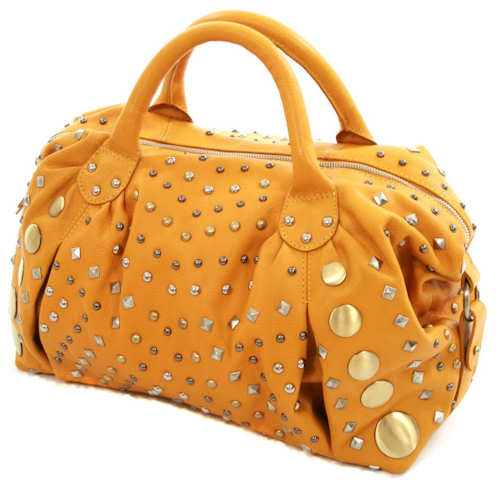 Tabitha Saturn Studded Bag