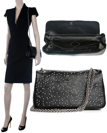Trussardi 1911 Studded Bag