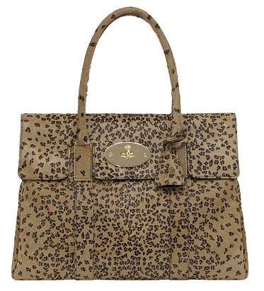 Mulberry Bayswater Leopard Print