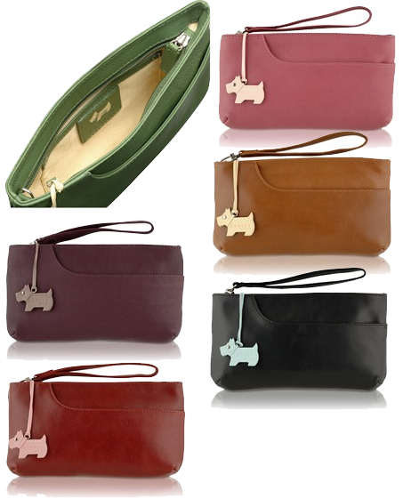 Radley Pocket Bag Wristlet