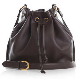 Chloe Pouch Bag Chocolate