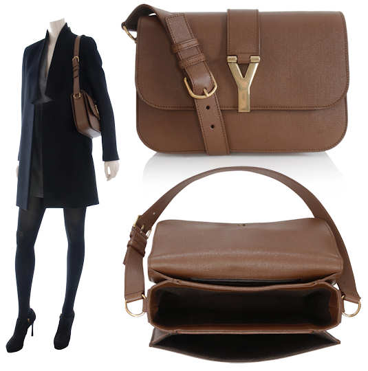 Ysl Over The Shoulder Bag 85