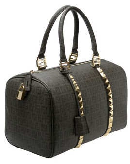 Fendi Forever Boston Bag