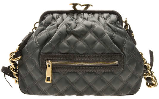 Marc Jacobs Little Stam Bag in Grey