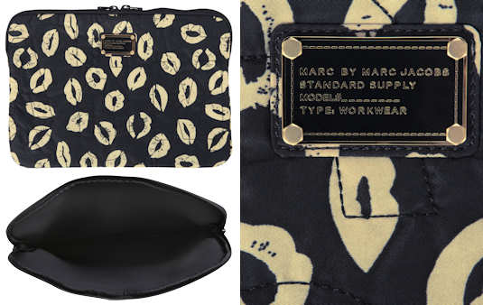 Marc by Marc Jacobs Laptop Case Glam Up Your Gadgets