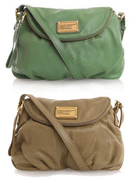 Marc by Marc Jacobs Natasha Bag in Green or Olive
