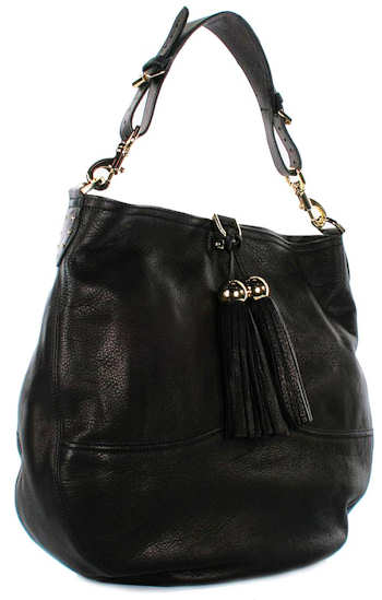 Mulberry Greta Hobo Tote in Black