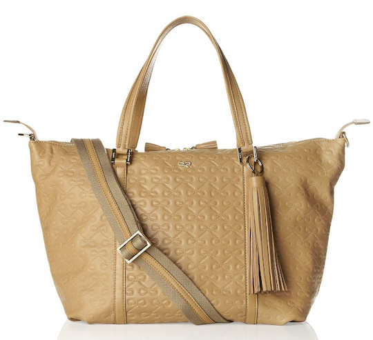 Anya Hindmarch Maeve Tote Bag in Nude