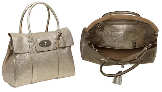 ad639b3a4f0e Mulberry Metallic Bayswater