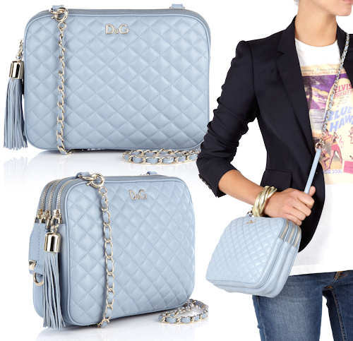 D&g Lily Glam Quilted Bag in