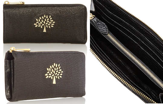 Mulberry Mila Wallet