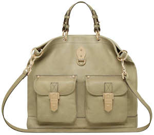 Mulberry Tillie Tote Bag in Taupe