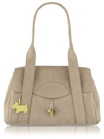 Radley Cheadle Nubuck Large Tote Bag