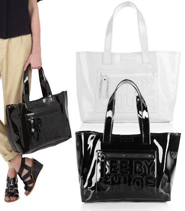 See by Chloe Patent Shopper