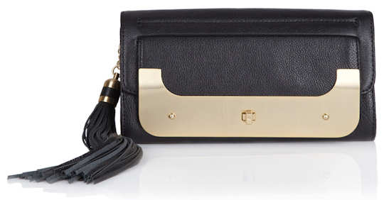 DVF Harper Clutch Bag