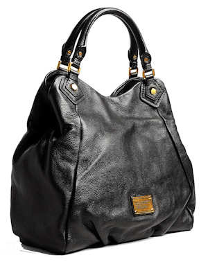 Marc by Marc Jacobs Francesca Classic Q Tote Bag in Black