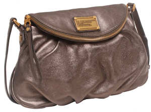 Marc by Marc Jacobs Natasha Bag Metallic