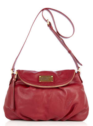Marc by Marc Jacobs Natasha Bag in Chianti Red