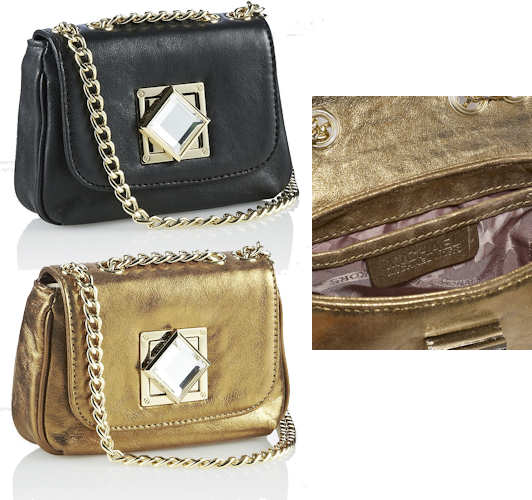 Michael Kors Jewel Flap Bag
