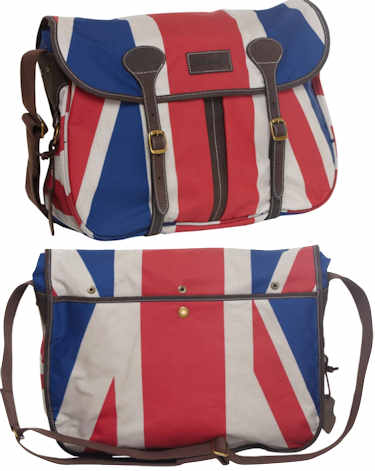 Barbour Union Jack Bag