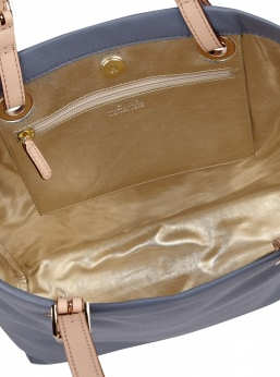 Michael Kors Jet Set bag inside